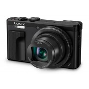 Panasonic Dmc-tz80 Camera Black 18.1mp 30xzoom 3.0lcd 4k Fhd 24mm Leic