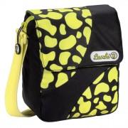 Dětská taška přes rameno malá, černá/žlutá, Lurchi by Salamander