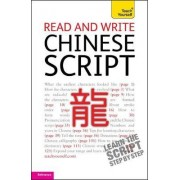 Read and Write Chinese Script: Teach Yourself by Song Lianyi