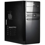Spire Maneo 1078 Midi-Toren 420W Zwart computerbehuizing