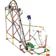 K'NEX Blizzard Blast Roller Coaster Building Set by K'Nex