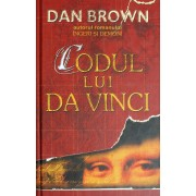 Codul lui Da Vinci (editie de lux, cartonata)