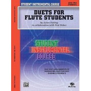 Student Instrumental Course Duets for Flute Students by Acton Ostling