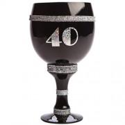 """40th Birthday Pimp Cup - Silver"""