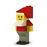 LEGO Santa Claus Minifigure