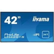 IIYAMA LH4281S - 107cm - VGA/DVI/DP/2xHDMI/Audio/USB - EEK C