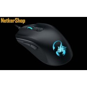 Genius Scorpion M8-610 Gaming fekete lézer USB Egér (1 év garancia)