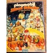 "Playmobil Advent Calendar 3942 ""Christmas Forest"" 2001"