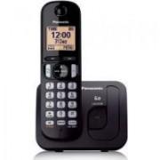 Telefone Panasonic KX-TGC210LBB