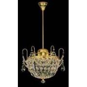 Pendant crystal chandelier 6080 03/46-669S