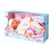 Baby Annabell 18 Inch Doll Interactive Animated Turns Head Cries Real Tears 2007 Version 4 Toy By Zapf Creation