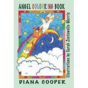 Angel Colouring Book by Diana Cooper