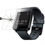 0,33 milímetros explosão anti zero filme protetor protetor de tela à prova de vidro temperado para LG G relógio w100