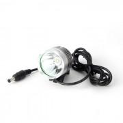 UltraFire T6 Water Resistant XML-T6 3-Mode 900-Lumen White LED Bike Light with Battery Pack Set