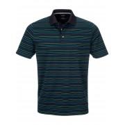 Olymp Polo-Shirt 1/2-Arn Olymp schwarz