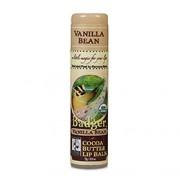 COCOA BUTTER LIP BALM (Organic-Vanilla Bean) (.25oz) 7g