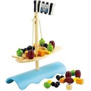 Hape Stormy Seas Bamboo Toddler Balancing Game