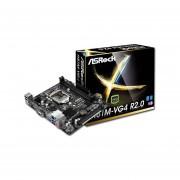 T. Madre ASRock H81M-VG4 R2.0, Chipset Intel H81, Soporta, Core I3 / I5 / I7 / Pentium / Celeron De Socket 1150, Memoria, DDR3 1600/1333 MHz, 16 GB Max, Integrado, Audio HD, Red, SATA 3.0, USB 3.0.Micro-ATX, Ptos, 1xPCIEX16, 1xPCIEX1.