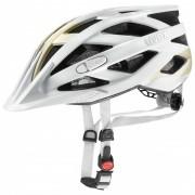 Uvex - I-VO CC - Radhelm Gr 56-60 cm grau/weiß/schwarz