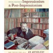 Critical Readings in Impressionism and Post-impressionism by Philip G. Nord