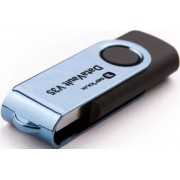USB Flash Drive Serioux DataVault V35 4GB Black