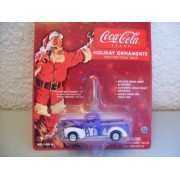 Johnny Lightning Coca-Cola Holiday Ornaments 1940 Ford Pickup Truck by Johnny Lightning