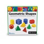 Grandes formes géométriques en plastique Geosolids de Learning Resources