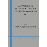 Advances in Economic Theory: v. 1 by Jean-Jacques Laffont