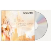 Bernette Swiss Design Software para bordar Bernette Embroidery Customizer