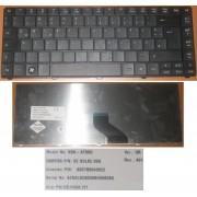 Clavier Qwertz Allemand / German Pour Acer Travelmate TM8371 8371 8471 Series, Noir / Black, Model: NSK-AT00G, P/N: 9Z.N3L82.00G, KB.I140A.151