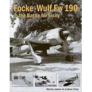 Focke-Wulf FW 190 in the Battle for Sicily by Morten Jessen