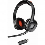 Casti gaming Plantronics Gamecom 818 Wireless Black