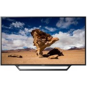 "Televizor LED Sony 122 cm (48"") KDL-48WD650B, Full HD, Smart Tv, Motionflow XR 200Hz, CI+ + Lantisor placat cu aur si pandantiv in forma de inel gravat"