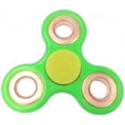 Fidget Spinner - Groen / Bronze
