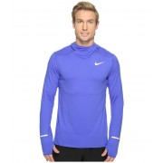 Nike Dry Element Running Hoodie Paramount BlueReflective Silver