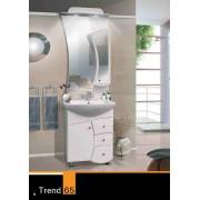 GUIDO TREND 65 Fürdőszobaszekrény komplett