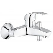 33300002 GROHE Eurosmart Mitigeur bain/douche monocommande pour montage mural avec S-Unions)