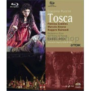 Artisti Diversi - Giacomo Puccini: Tosca (0824121002466) (1 BLU-RAY)