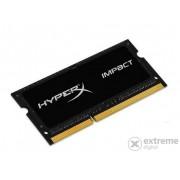 Memorie notebook Kingston (HX316LS9IB/4) HyperX Impact Black 1,35V 4GB DDR3