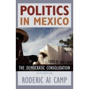 Politics in Mexico by Roderic A. Camp