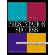 Presentation Success by Jackie L. Jankovich-Hartman