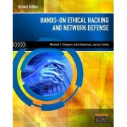 Hands-on Ethical Hacking and Network Defense by T Simpson