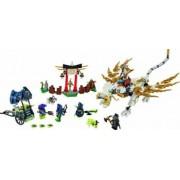 Set Constructie Lego Ninjago Dragonul Maestrului Wu
