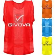 Тренировъчен потник за възрастни GIVOVA Casacca Pro мрежест