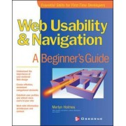 Web Usability and Navigation by Marilyn Holmes