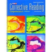 Corrective Reading Comprehension Level A, Teacher Materials Package by McGraw-Hill Education