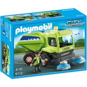 Playmobil City Action - Cleaning, Masina de curatat strada