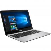 "Notebook Asus Vivobook X556UV, 15.6"" HD, Intel Core i5-6200U, 920MX-2GB, RAM 4GB, HDD 1TB, Free Dos, Albastru"