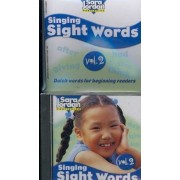 Singing Sight Words: Volume 2 by Ed Butts