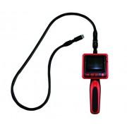 Rev Ritter d'inspection Caméra avec écran LCD couleur Moniteur, rouge, 0037800012